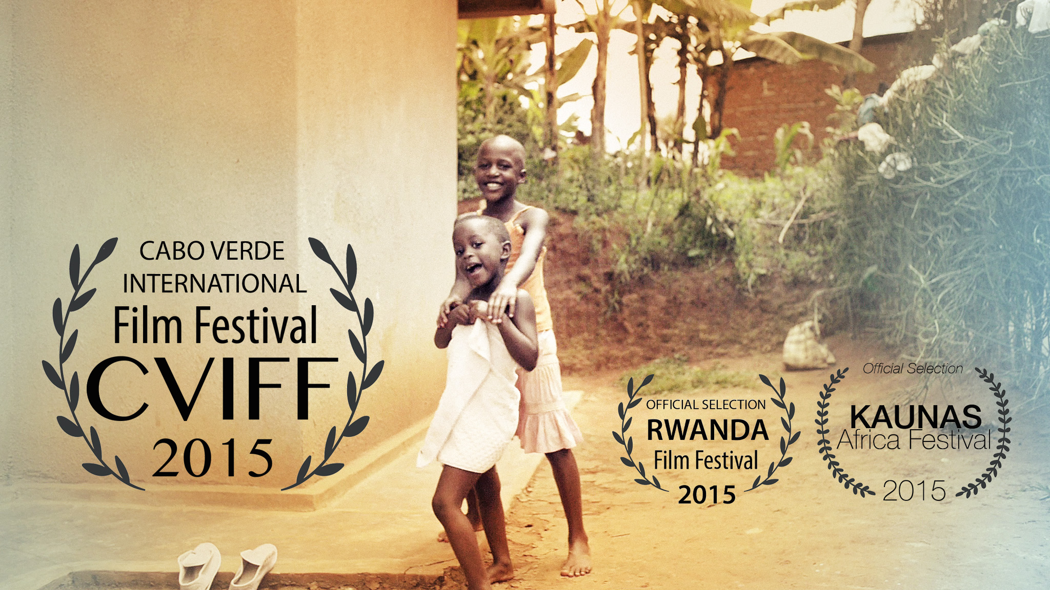 Ibyiza Birimbere - The Best is Still to Come Filmposter with Festival Laurels